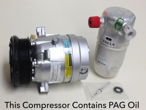 1998-1999 CHEVROLET LUMINA OLSMOBILE INTRGUE 3.8L AC COMPRESSOR KIT.