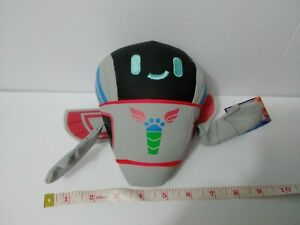 Pj-mask-Pj-Robot-plush-doll-figure-rare-just-play