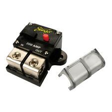 1 2 350-AMP 1//0 GAUGE AWG WIRE CIRCUIT BREAKER HEAVY DUTY CAR AUDIO MARINE