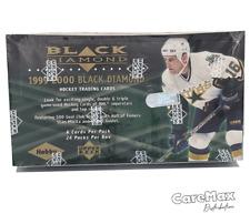 1999-00 Upper Deck Black Diamond Hockey Hobby Box