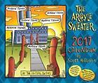 The Argyle Sweater by Scott Hilburn 9781449476489 Calendar 2016