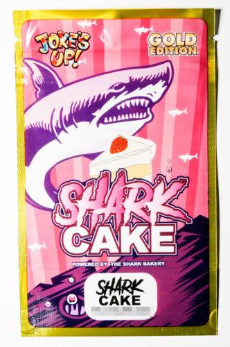 NEW SHARKCAKE RUNTZ 3.5g Smell Proof Ziplock Bags