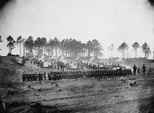 Union Army 114th PA Infantry - Brandy Station, VA - 8x10 US Civil War Photo