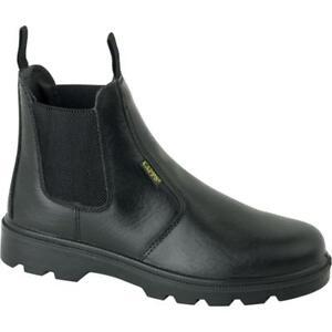 tamaos Para De Hombres Plus Seguridad Delta Capps Lh829 12 Botas Trabajo Zapatos 7 Negros zUqZx76n