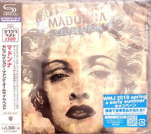 Madonna-CD-Celebration-SHM-CD-Japan-M-M-Scelle