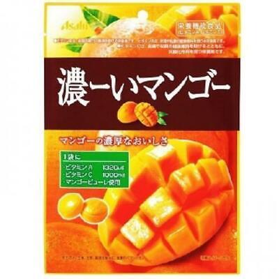 Candy, Gum & Chocolate ☀asahi Group Food Khoi Mango 88g Neither Too Hard Nor Too Soft