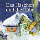 Meine Lieblingsmärchen - Das Häschen und die Rübe (2015, Geheftet)