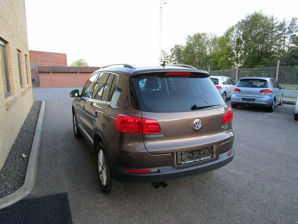VW Tiguan 2,0 TDi 140 Sport & Style DSG 4M Diesel 4x4 4x4 aut.