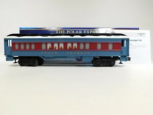 Brand-New-Lionel-O-Gauge-Polar-Express-Disappearing-Hobo-Car-6-84602-TOTES1