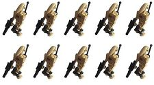 Lego Star Wars LOT ★ 10X Minifig Battle droid backpack blaster accessoire NEUF