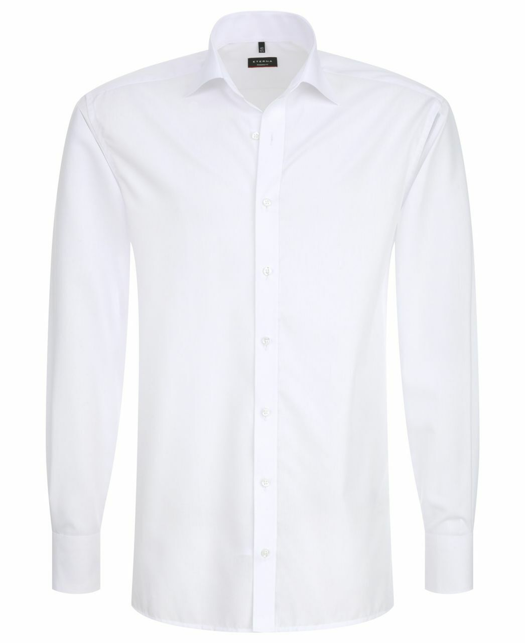 Eterna-Modern Fit-perchas libre señores super-camisa super-camisa super-camisa manga larga (72cm) (1100 x177) c0326c
