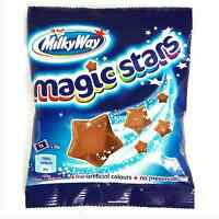 Milky Way Magic Stars Chocolates -100 -made In The Uk