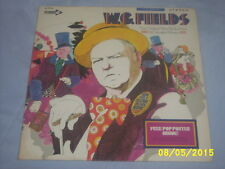 WC Fields The Original Voice Tracks From His Greatest Movies LP No Poster