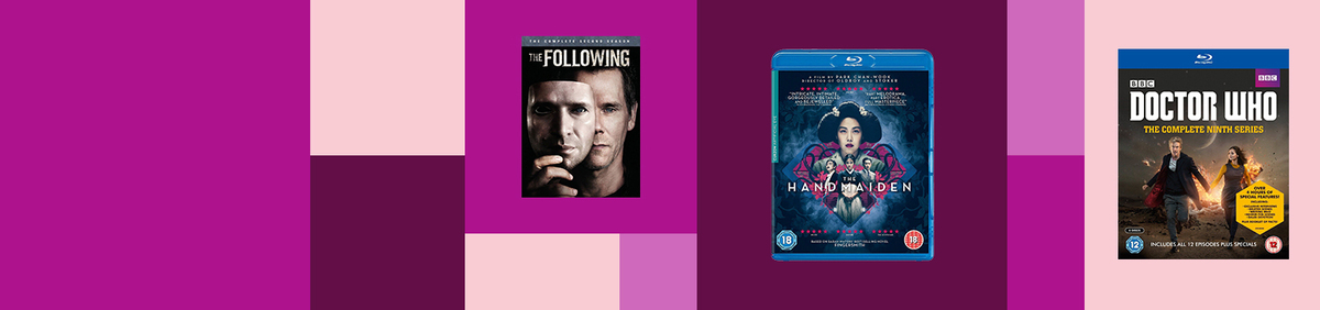Shop event Get the Latest in DVD & Blu-ray Essential blockbusters, indies and box sets.