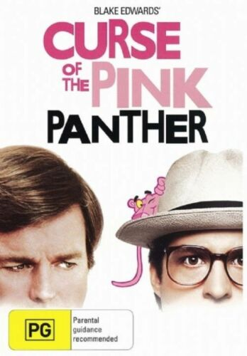 1 of 1 - Curse Of The Pink Panther (DVD, 2000)