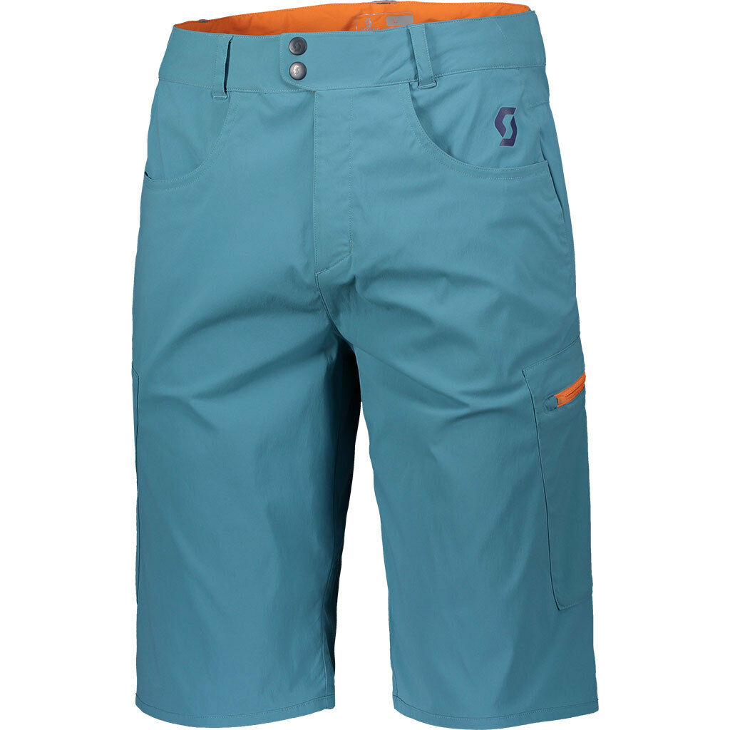 PANTALONCINO SCOTT SHORTS TRAIL 30 Coloreeee LARKSPU blu taglia L