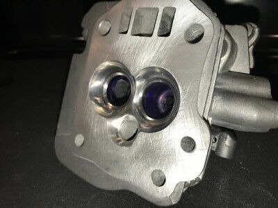 "WEEK SALE PRICE predator 212 cylinder head ""14cc"" chamber *big 32//28 valve**"