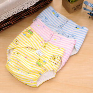 dd78a978bfc0 Image is loading Disposable-Waterproof-Infants-Baby-Cotton-2-Layer-Cloth-