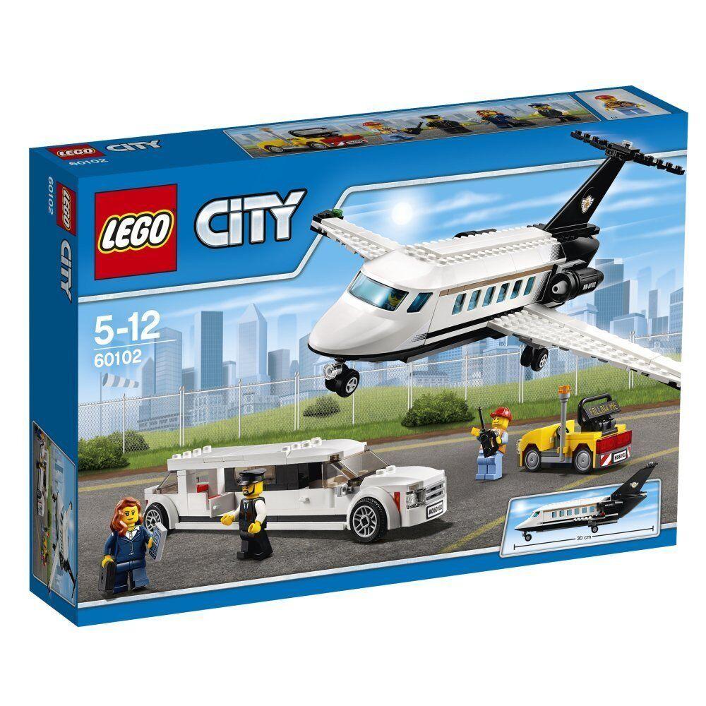 in vendita online Lego 60102 Aeropuerto Aeropuerto Aeropuerto  Servicio VIP  risparmia il 60% di sconto