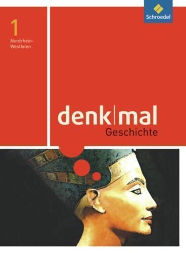 1 von 1 - DENKMAL 1 Schulbuch Geschichte Realschule Nordrhein-Westfalen NEU 5+6. Schuljahr