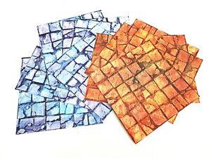 6-034-x6-034-Modular-FIRE-amp-ICE-Flip-Tiles-RPG-Map-game-mat-dnd-D-amp-D-pathfinder-28mm-D20