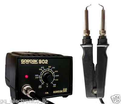 902 SMD Hot Tweezers Soldering Iron ESD Station From USA