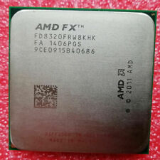 Amd Fx8320 Cpu Fd8320frw8khk 3 3ghz 8 Core Am3 8m Cach Processor Us Ship For Sale Online