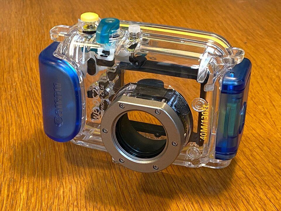 Undervandshus, Canon, Canon WP-DC22