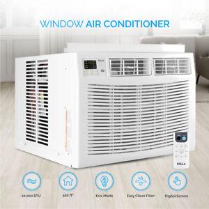 DELLA-450-sq-ft-Window-Air-Conditioner-115V-Remote-Control-10000-BTU-Energy-Star