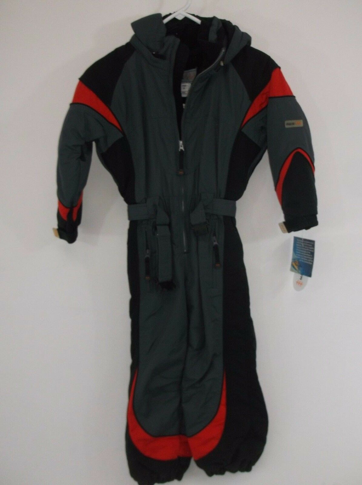 PULSE Insulated Snow Suit for Teens -Größe Youth Large One Piece Suit. WINDPROOF