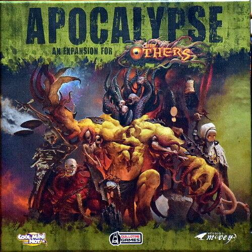 The others: 7 Sins * Apocalypse estensione/espansione * NUOVO/NEW