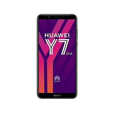 Huawei Y7 (2018) Smartphone 15,2cm (6 Zoll) 16GB blau schwarz