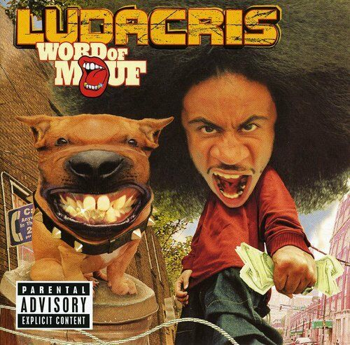 1 of 1 - Ludacris - Word of Mouf [New CD] Explicit