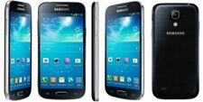 "4.3"" Negro Samsung Galaxy S4 Mini GT-I9195 4G LTE Libre Telefono Movil 8GB 8MP"