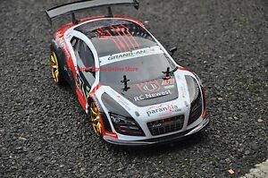 audi r8 style 4wd drift radio rc car rc drift car 1 10. Black Bedroom Furniture Sets. Home Design Ideas