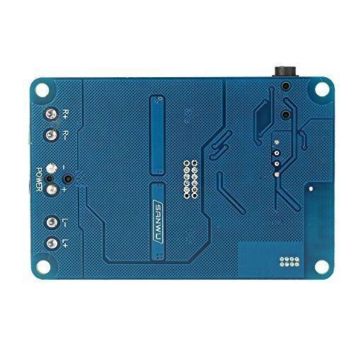 1PCS TDA7492P 2x25W Wireless Bluetooth V2.1 Audio Receiver Power Amplifier Board