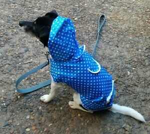 Pet-dog-Puppy-hooded-raincoat-waterproof-clothes-costume