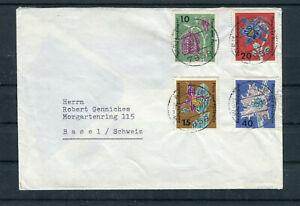 Auslandsbrief-BRD-Mi-Nr-392-395-Weil-am-Rhein-Basel-b7668