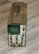 Heathkit Laboratory Oscilloscope Model 10 17untested
