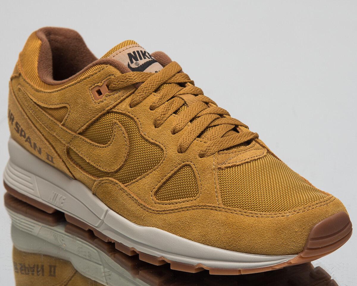 Nike Air Span II Premium Wheat Lifestyle shoes Wheat Bleat Sneakers AO1546-700