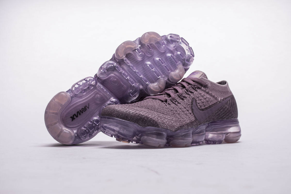 NEW Nike Air VaporMax Flyknit purple Dust Purple Plum Fog WMN 849557-500 EU36-39