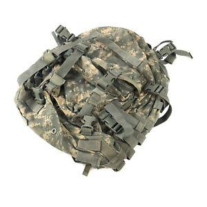US Army 3 Day Assault Pack, No Stiffener, USGI MOLLE Backpack, ACU Bag DEFECT