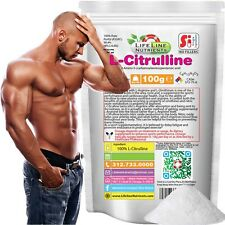 100g (3.53 oz) 100% L-CITRULLINE POWDER in Package - FREE SHIPPING