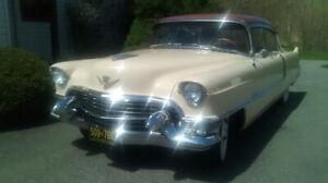 Magnifique Cadillac Sixty Special Fleetwood 1955