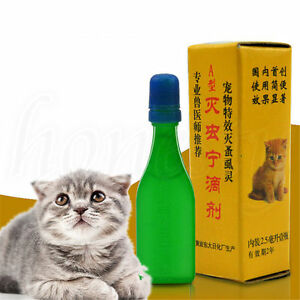 Kitten-Pet-Insecticide-Flea-Clear-Lice-Killer-Spray-Tick-Treatment-for-Cats-Dog
