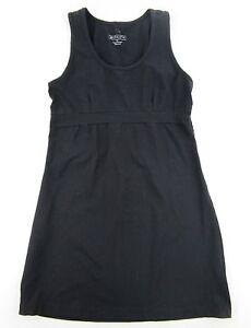 Athleta-Black-Dress-Organic-Cotton-Blend-Size-XS