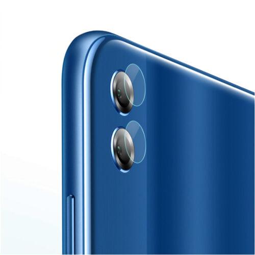 Huawei Honor 8x lentes de cámara protección película protectora tempered Glass 9h cristalino