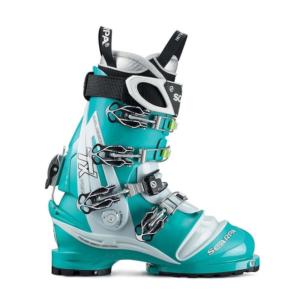 Scarpa Women's TX Pro Boot - Emerald   Ice bluee (2018)