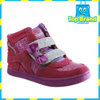 Infant Girls Shoes Skechers Fashion Pink Size 7 Us / 6 Uk / 22.5 Eur Hi Tops