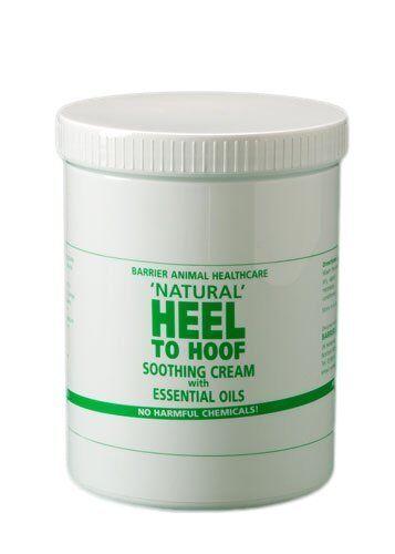 Heel To Hoof Soothing Cream-1 Litre Skin Barrier for horses